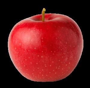 красное яблоко для гипноза